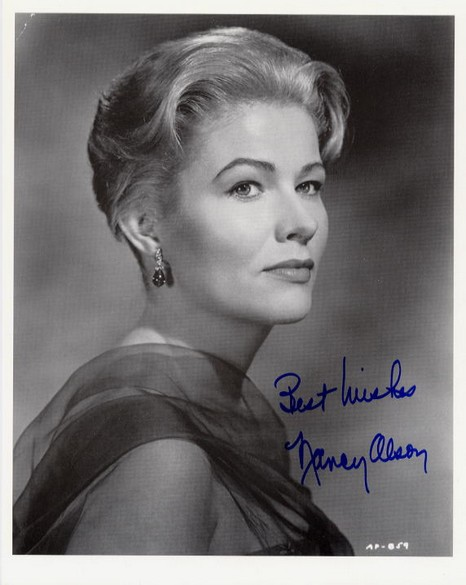 Allen, Nancy (1950- ) - signed photo <b>SOLD</b>